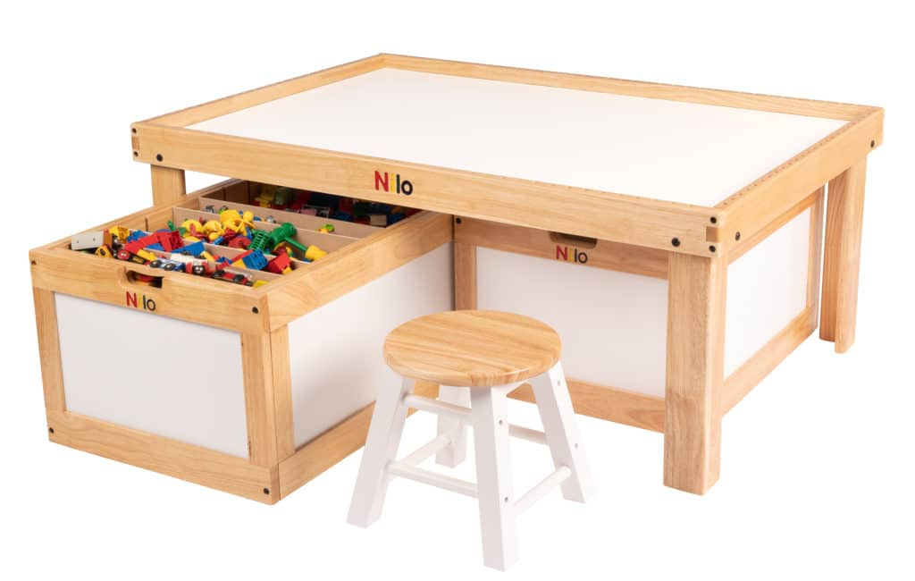 Nilo Activity Play Table Kids Furniture