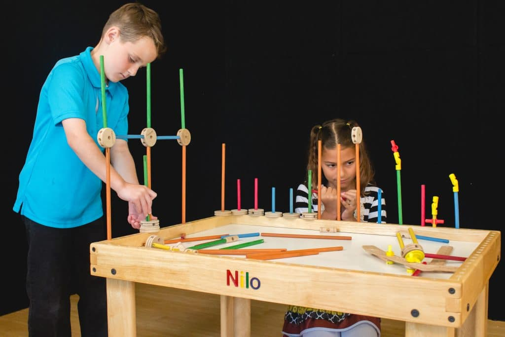 Multi-Activity Childrens Play Table
