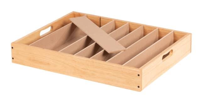 Nilo Caddy toy storage compartment organizer