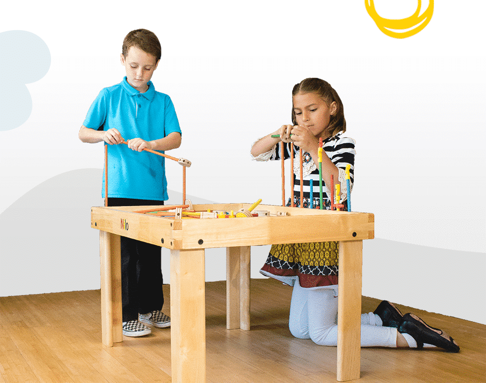 Childerns play tables