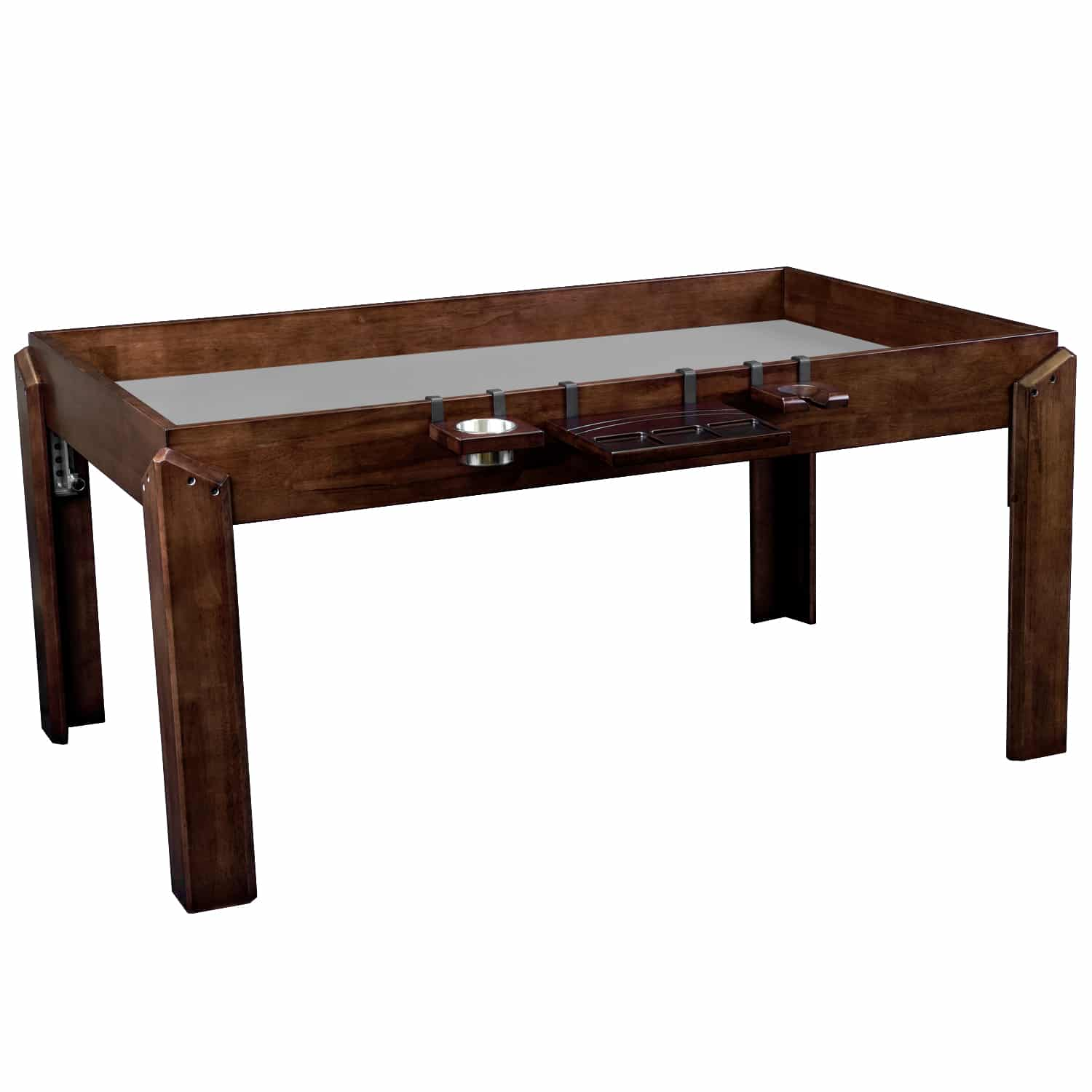 game table, table, gaming table, dining table, board game table